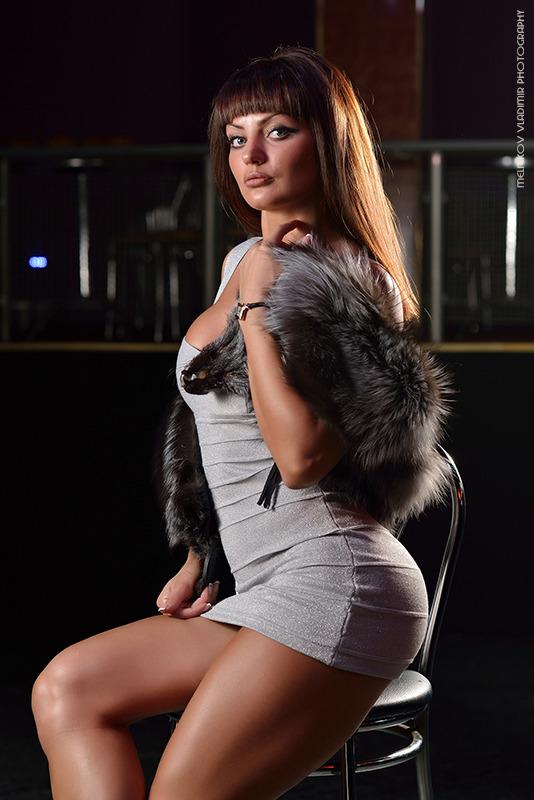 Sporty Christina   sporty girl, model, room, chair